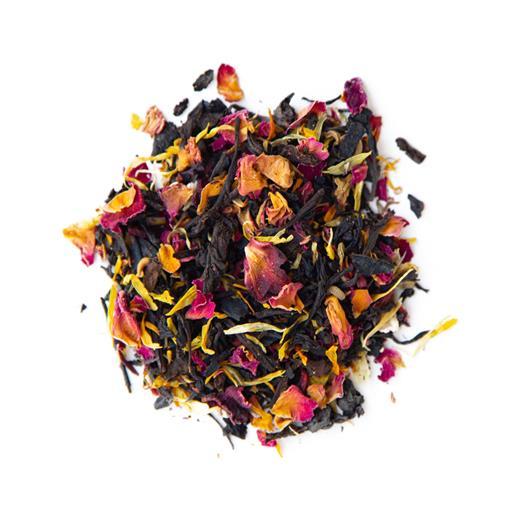 French Earl Grey - çiçek&bergamotlu siyah çay 20gr