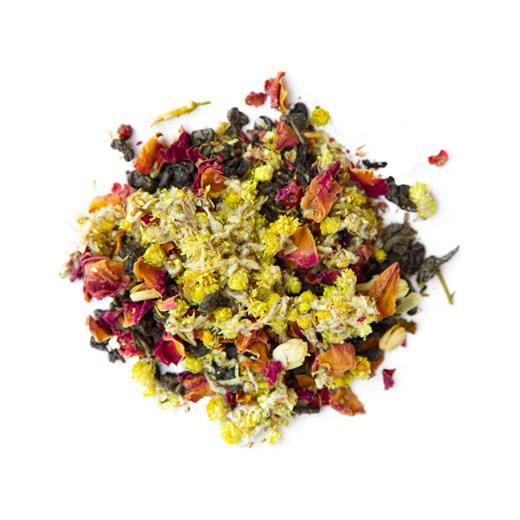 Golden Dragon - meyve ve çiçek aromalı yeşil çay 20gr