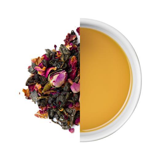 Green Harmony - çilek ve güllü yeşil çay 20gr