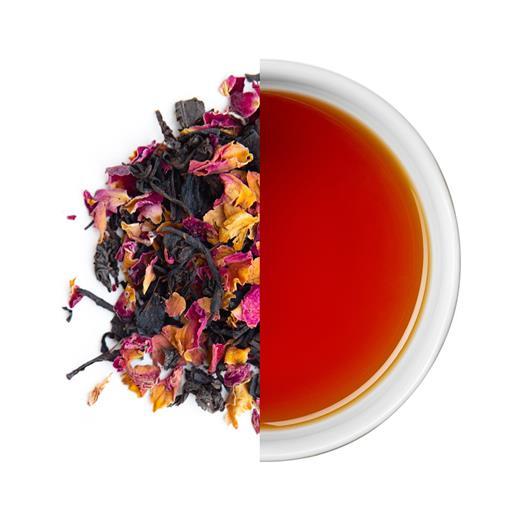 Hot Rose - gül ve kakaolu siyah çay 50gr