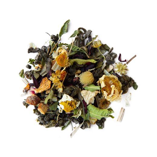 Lemon Sorbet - citrus aromalı yeşil çay 20gr