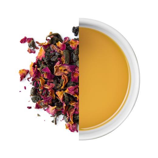 Rosebud - güllü yeşil çay 20gr